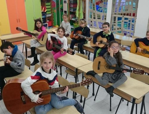 Extraescolar de Guitarra