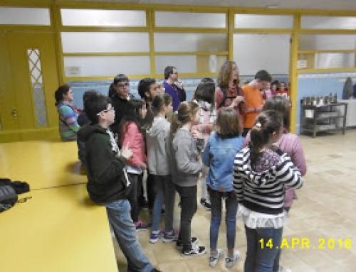 Mou-te: L'Escola participa en l'Aplec Mou-te