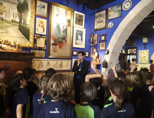 Visitem el Museu del Cau Ferrat