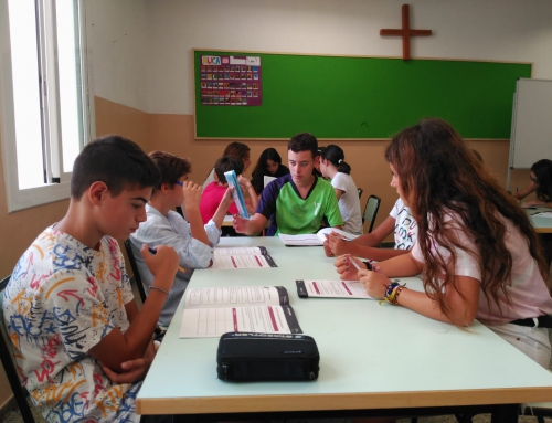 Els delegats preparen l'Assemblea d'Escola Pia Catalunya