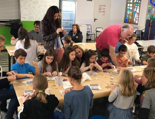 Taller dels Museus de Sitges a l'Escola