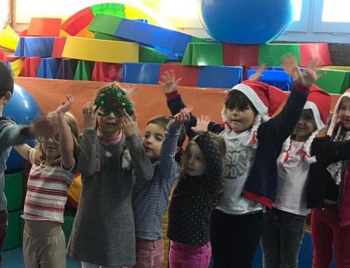 Celebrem el Nadal a Ioga
