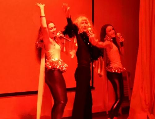 La Nit dels talents de 4t d'ESO omple la sala d'actes