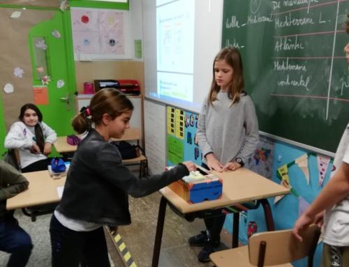 Divercoopi, la nova cooperativa de l'alumnat de 5è de Primària