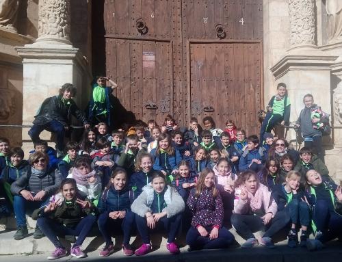5è inicia el nou itinerari d'aprenentatge a Montblanc