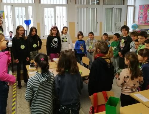 1r Consell Verd de primària