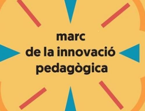 L'Escola Pia de Sitges, reconeguda com a Centre amb Projecte d'Innovació Pedagògica
