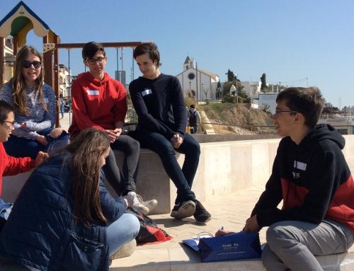 La trobada filosòfica Fem Àgora aplega a Sitges més de 350 alumnes de batxillerat de les Escoles Pies