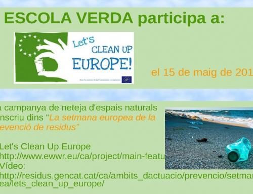 Let´s Clean Up Europe