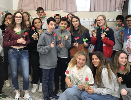 ESO i batxillerat celebren el Dia de les Lletres