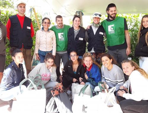 4t d'ESO i 1r de batxillerat participen al Let's Clean Europe!