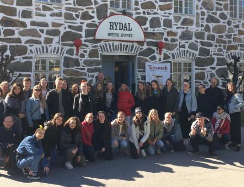 Erasmus +: viatgem a Suècia