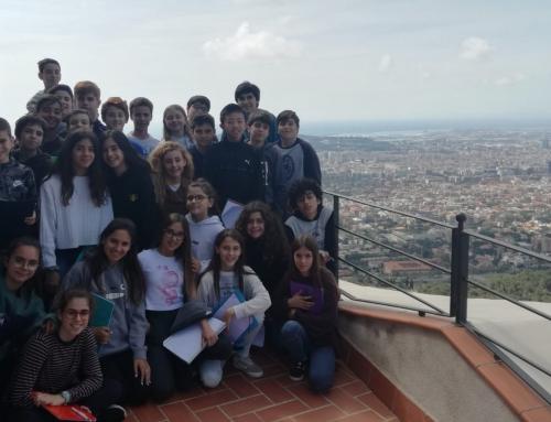 1r d'ESO visita l'Observatori Fabra