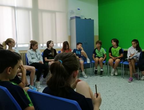 Celebrem el 2n Consell Verd a primària