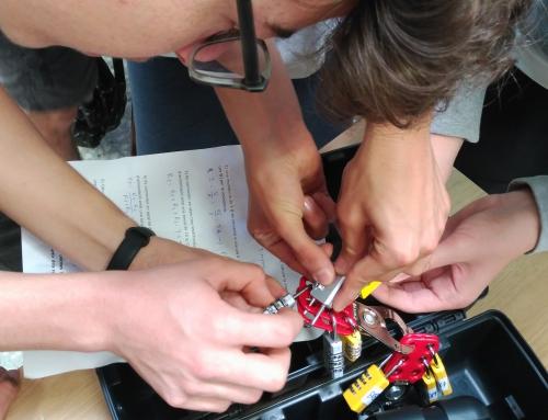 Breakoutedu: el repte tecnològic dels alumnes de 4t d'ESO