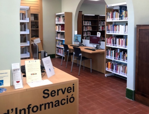 Activitats de les biblioteques de Sitges