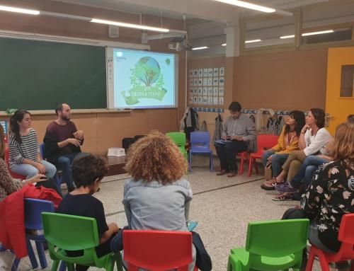 Famílies i escola verda