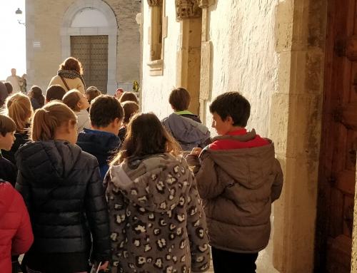 3r visita el Parc Escultòric de Sitges!