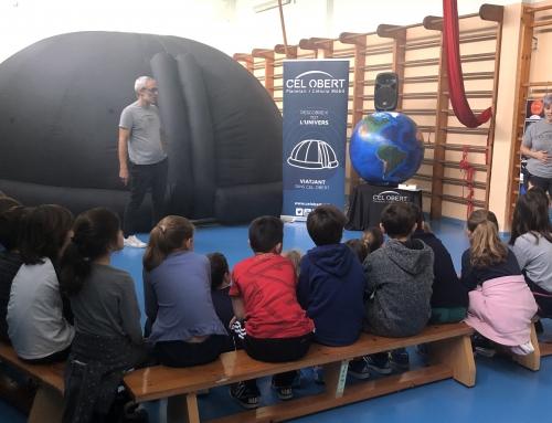 3r El planetari a l'escola
