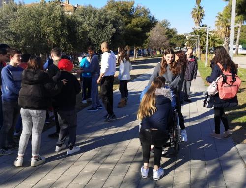Projecte Ave Maria – Escola Pia – Gimnàs DYM