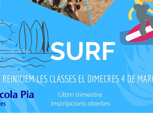 Reiniciem el Surf