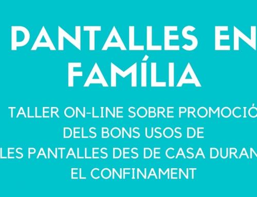 Taller on line – PANTALLES