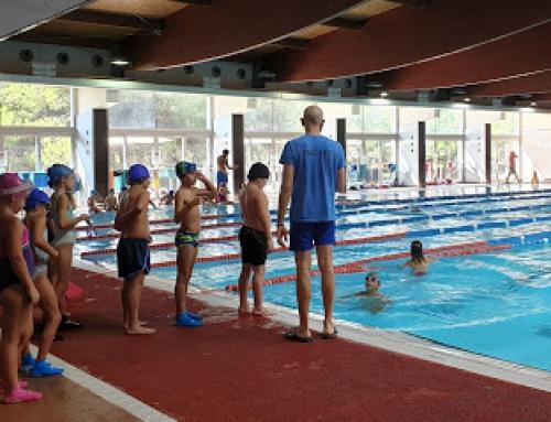 Ens iniciem amb la piscina!!