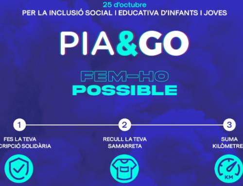 PIA&GO – FEM-HO POSSIBLE!