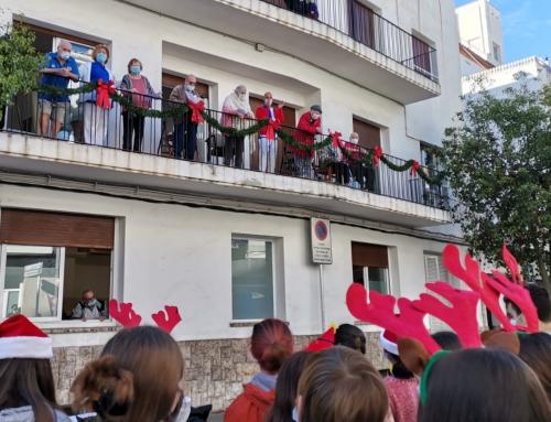 L'ESO treu el Nadal al carrer