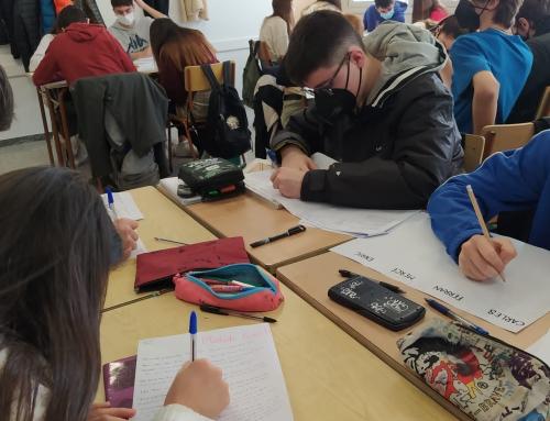 Treball cooperatiu a l'assignatura de català de 4tESO