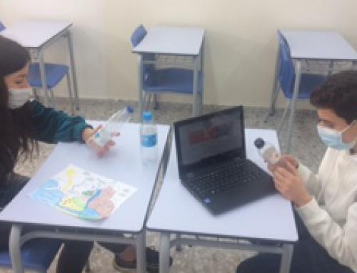 3rESO comença el primer Itinerari d'Aprenentatge del curs