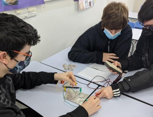Electrònica digital i gamificació a 4t d´ESO