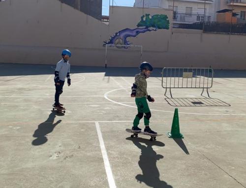 Skate a l'escola