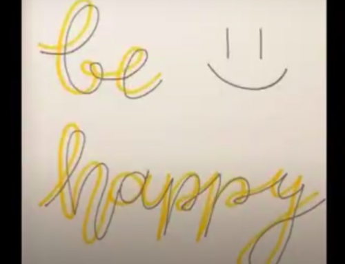 El 'Be Happy!' de 2nESO