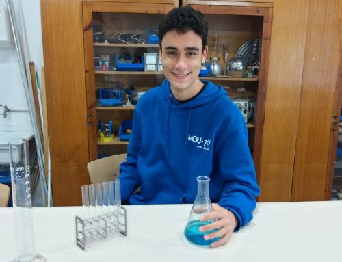 Martí Folch, premiat per la Societat Catalana de Química
