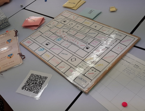 Designing our own Board games