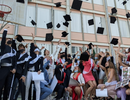 Graduació de 2n de Batxillerat